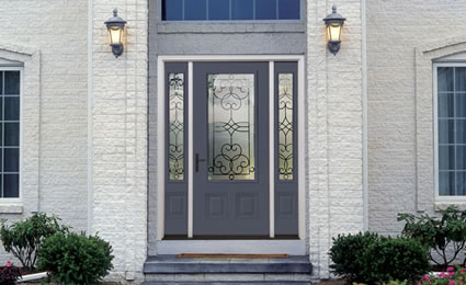 profiles steel entry doors