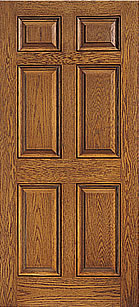 Classic Craft 174 Oak Door Collection Dashwood Doors
