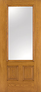Fiber Classic 174 Oak Door Collection Dashwood Doors