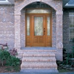 Fiber Classic Oak w/ Concorde™ Decorative Glass