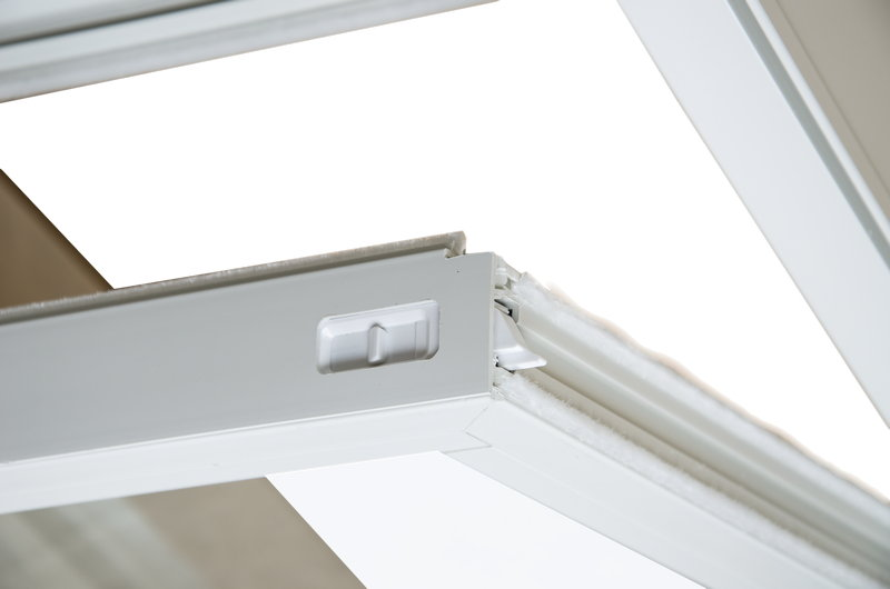 Trinity Double Hung Tilt Latch