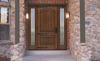 Classic-Craft® Rustic Entry Doors