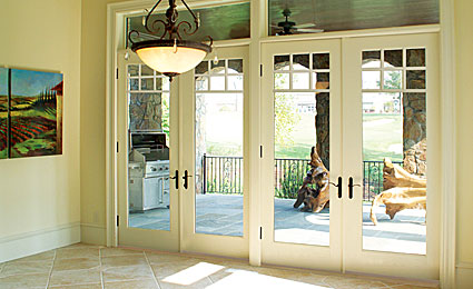 Smooth Star Patio Doors Fiberglass Patio Doors