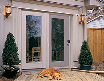 Traditions Steel French Patio Doors From Therma Tru