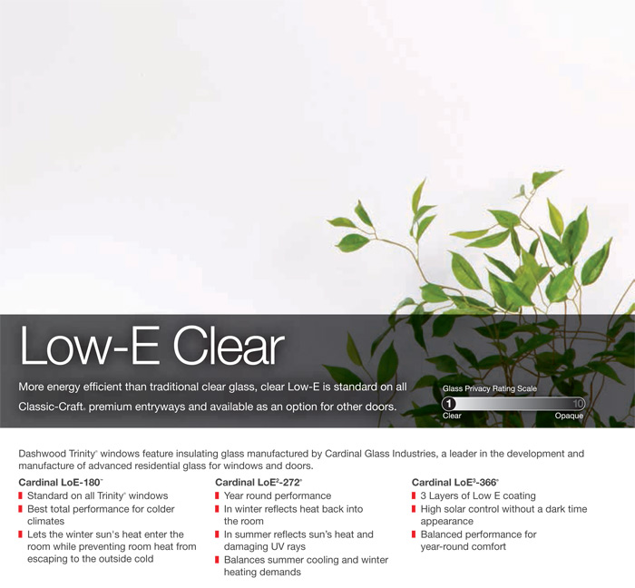 Low-E-Clear
