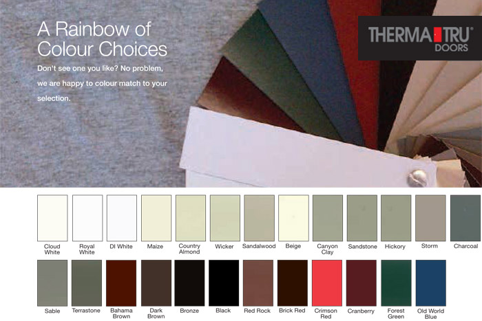 Paint Door Paint And Colours Door Finishes