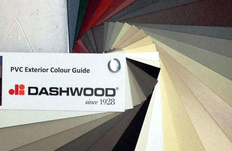 25 New Exterior Colour Choices
