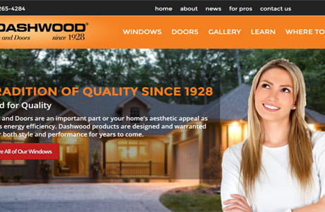 New Dashwood Website is here!