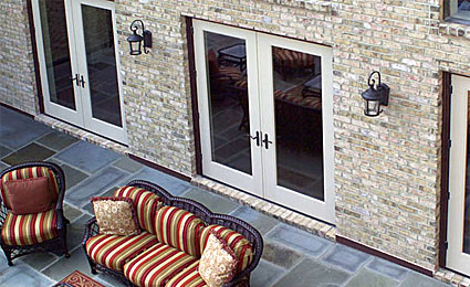 Classic-Craft Canvas Patio Doors