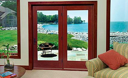 patio-doors-Fiber-Classic-Mahogany
