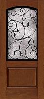 2/3 Arch Lite 1 Panel