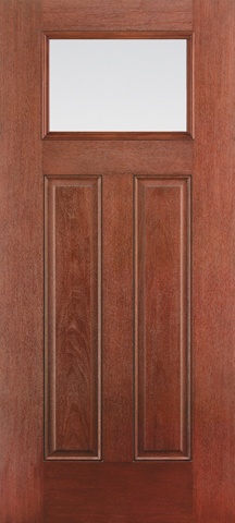 Dashwood Fiber Classic 174 Mahogany Door Collection