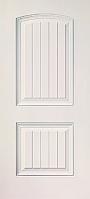 2 Panel Plank Soft Arch Flush
