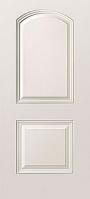 2 Panel Soft Arch Flush