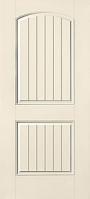 2 Panel Plank Soft Arch
