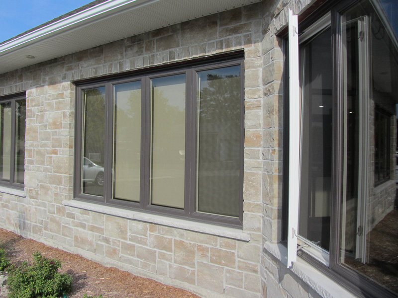 Trinity® Series Vinyl Windows