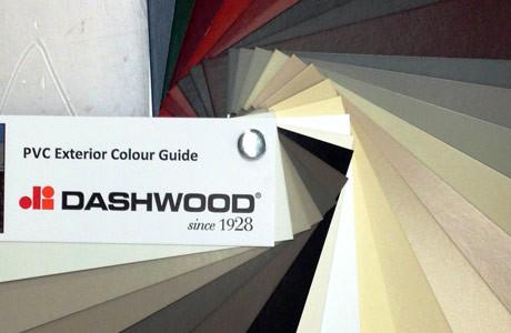 25 New Exterior Colour Choices