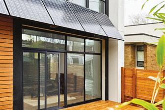 Siteline Wood Clad Frame & Dashwood Sliding Patio Doors | Dashwood Siteline Patio Door